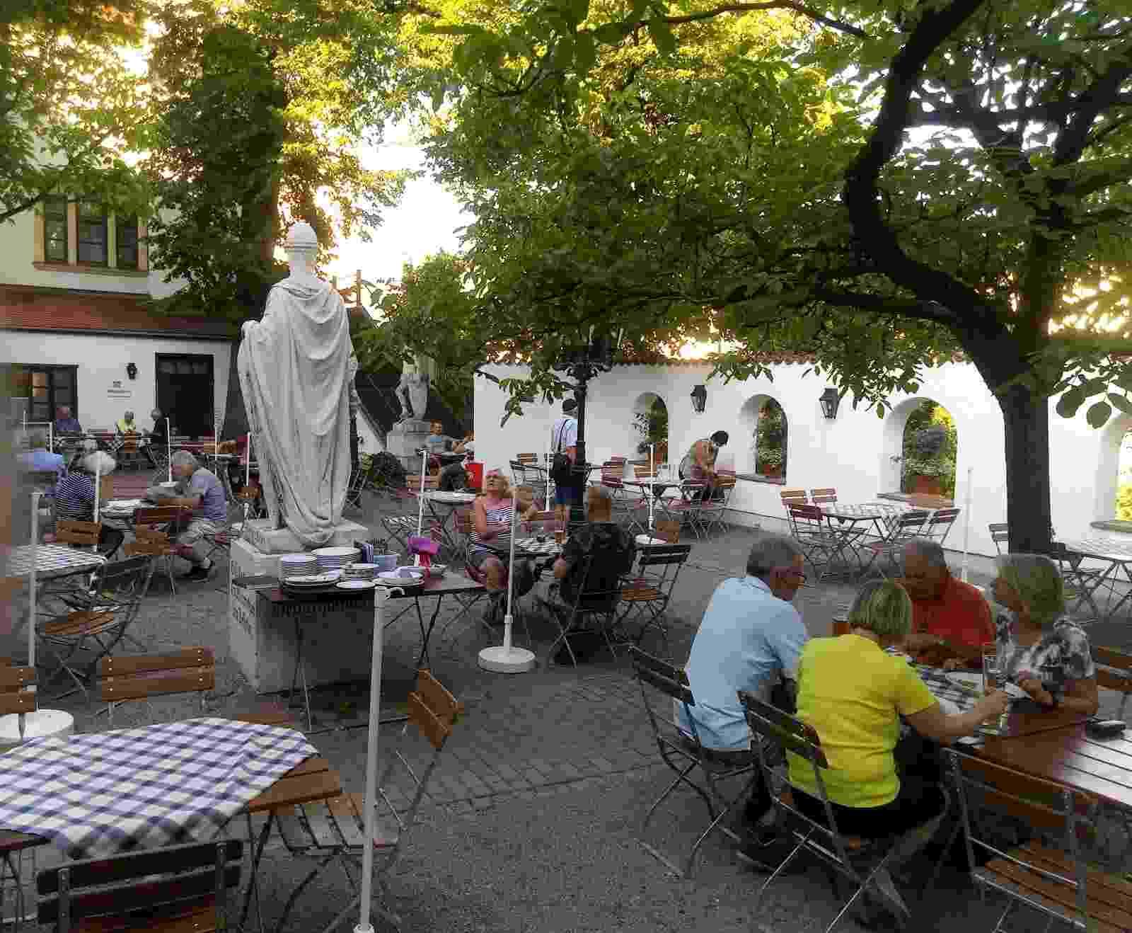 Weisses Brauhaus Kelheim Restaurant Kelheim Speisekarte
